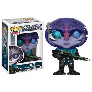 Pop! Mass Effect - Jaal - 401 Games