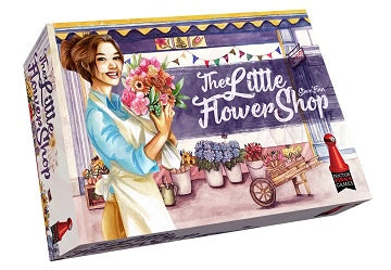 Buy The Little Flower Shop and more Great Board Games Products at 401 Games