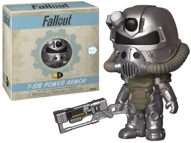 Funko - 5 Star - Fallout - T-51B Power Armor - 401 Games