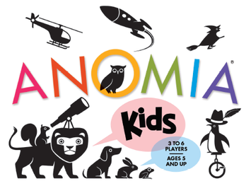 Buy Anomia - Kids and more Great Board Games Products at 401 Games