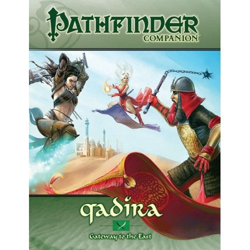 Pathfinder - Player Companion - Qadira: Gateway to the East - 401 Games