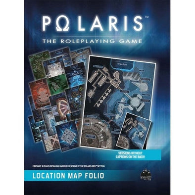 Buy Polaris - Location Map Folio and more Great RPG Products at 401 Games
