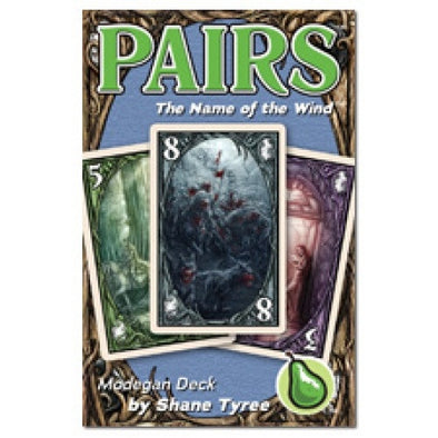 Buy Pairs - Modegan and more Great Board Games Products at 401 Games
