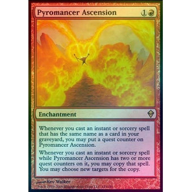 Pyromancer Ascension (Foil) (ZEN) available at 401 Games Canada