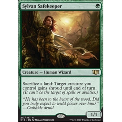 Sylvan Safekeeper (C14) available at 401 Games Canada