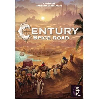 Century - Spice Road - 401 Games
