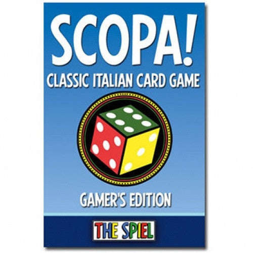 Scopa - Gamer's Edition - 401 Games