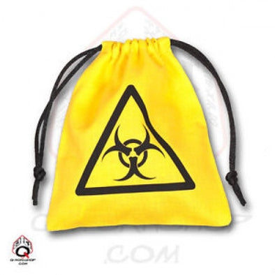 Q-Workshop - Dice Bag - Biohazard - 401 Games