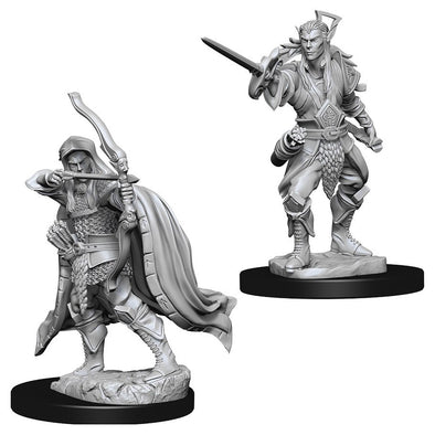 Buy Dungeons and Dragons Nolzur's Marvelous Unpainted Minis: Male Elf Rogue and more Great RPG Products at 401 Games