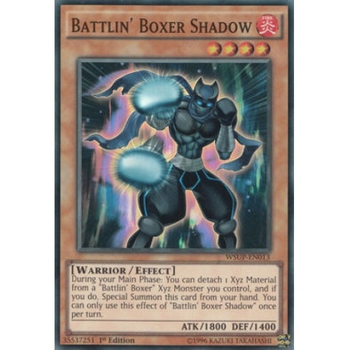 Battlin' Boxer Shadow - (Super Rare) (WSUP) available at 401 Games Canada