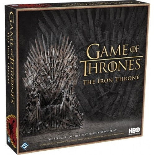 Game of Thrones: The Iron Throne available at 401 Games Canada