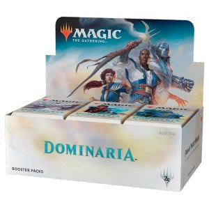 MTG - Dominaria - Japanese Booster Box - 401 Games