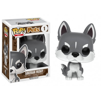 Buy Pop! Pets - Husky and more Great Funko & POP! Products at 401 Games