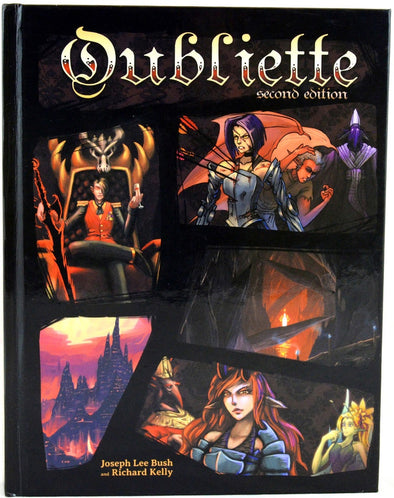 Buy Oubliette (Second Edition) and more Great RPG Products at 401 Games