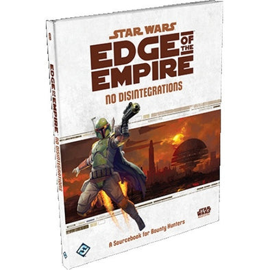 Star Wars: Edge of the Empire - No Disintegrations - 401 Games