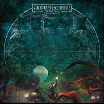 Buy Arkham Horror Card Game - Countless Terrors 1-4 Player Playmat and more Great Board Games Products at 401 Games