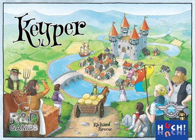 Buy Keyper and more Great Board Games Products at 401 Games