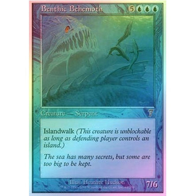 Benthic Behemoth (Foil) available at 401 Games Canada