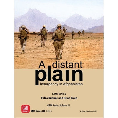 Buy A Distant Plain and more Great Board Games Products at 401 Games