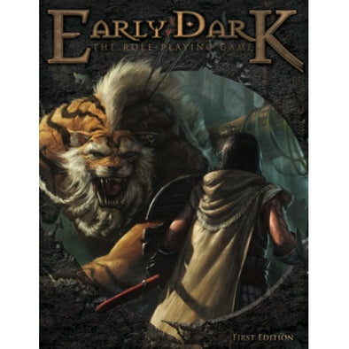Early Dark - Core Rulebook - 401 Games