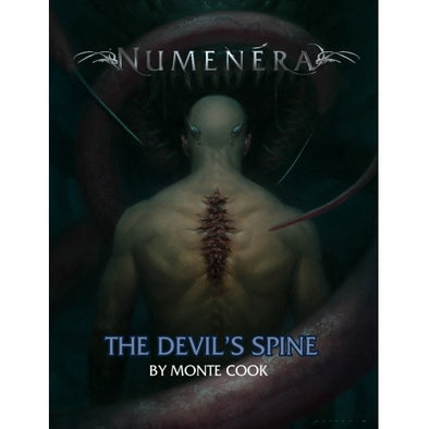 Numenera - The Devil's Spine - 401 Games