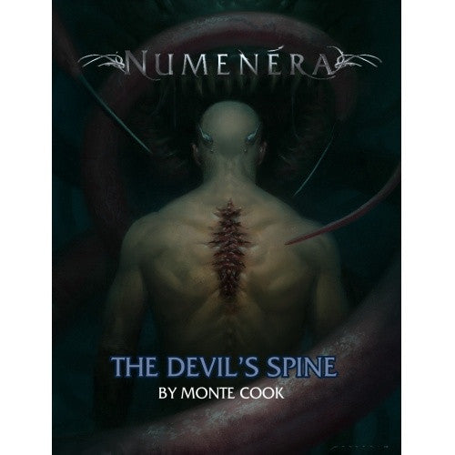 Numenera - The Devil's Spine available at 401 Games Canada