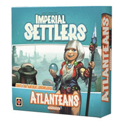 Imperial Settlers - Atlanteans Expansion
