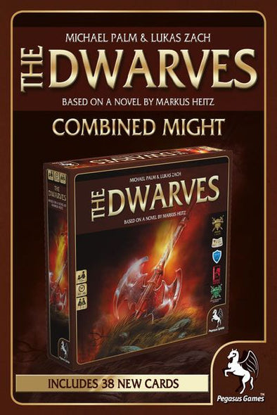The Dwarves - Combined Might