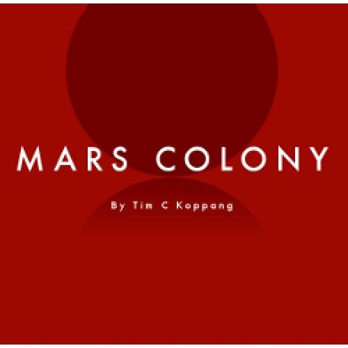 Mars Colony - Core Rulebook - 401 Games