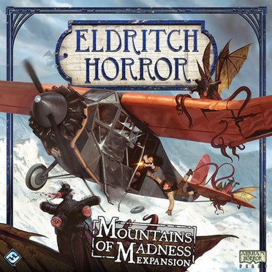 Eldritch Horror - Mountains of Madness - 401 Games