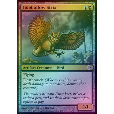 Tidehollow Strix (Foil) (ALA) available at 401 Games Canada