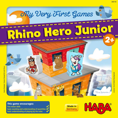 Rhino Hero Junior (Pre-Order) available at 401 Games Canada