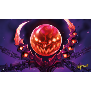 Buy Keyforge - Machinations of Dis Playmat and more Great Board Games Products at 401 Games