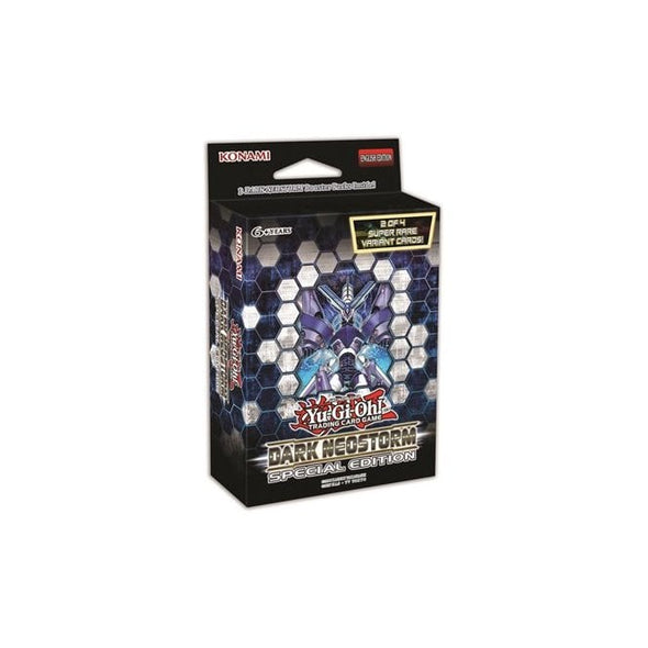 Buy Yugioh - Dark Neostorm Special Edition (Pre-Order June 13, 2019) and more Great Yugioh Products at 401 Games