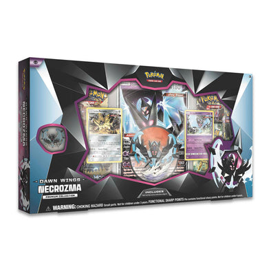 Buy Pokemon - Dawn Wings Necrozma Premium Collection and more Great Pokemon Products at 401 Games