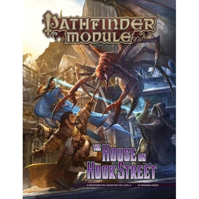 Buy Pathfinder - Module - The House on Hook Street and more Great RPG Products at 401 Games