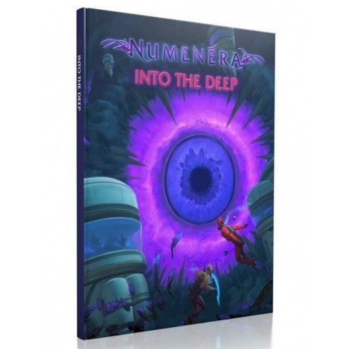 Numenera - Into the Deep - 401 Games