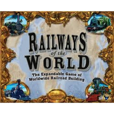 Railways of the World - 401 Games