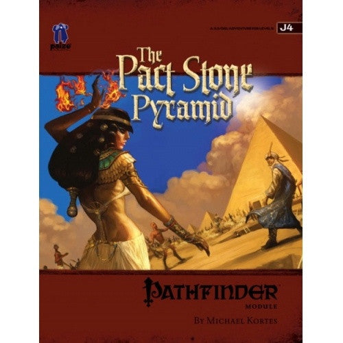 Pathfinder - Module - The Pact Stone Pyramid - 401 Games