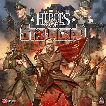 Heroes of Stalingrad available at 401 Games Canada