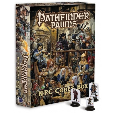 Pathfinder - Pawn Collection - NPC Codex Box - 401 Games