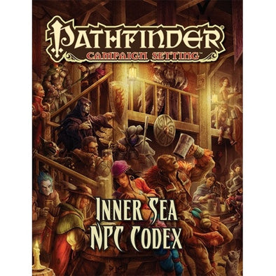 Buy Pathfinder - Campaign Setting - Inner Sea NPC Codex and more Great RPG Products at 401 Games