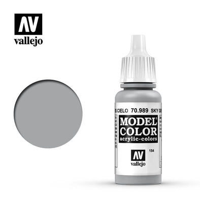 Vallejo - Model Color - Sky Grey available at 401 Games Canada