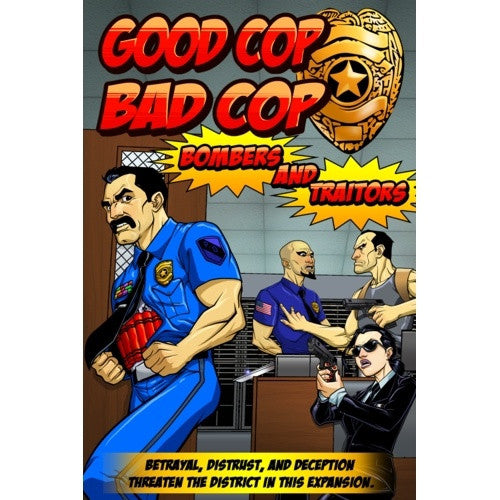 Good Cop Bad Cop - Bombers and Traitors - 401 Games