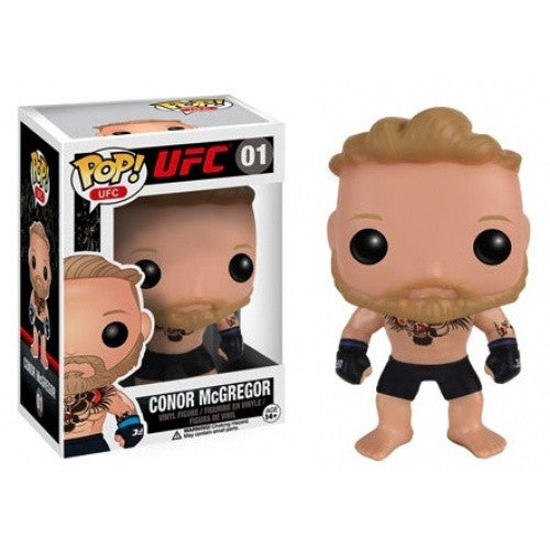 Buy Pop! UFC - Conor McGregor and more Great Funko & POP! Products at 401 Games