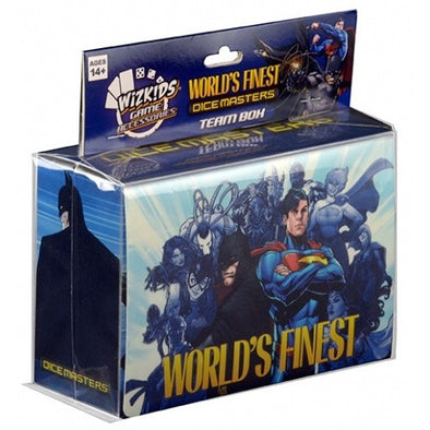 Buy Dice Masters - DC World's Finest - Team Box and more Great Dice Masters Products at 401 Games
