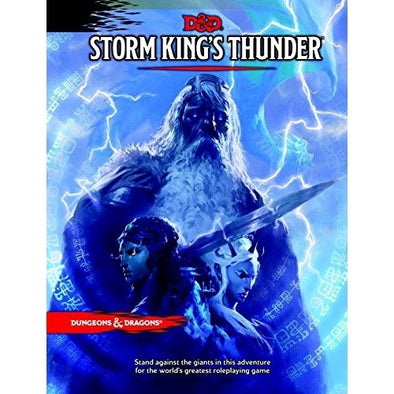 Dungeons and Dragons 5th Edition - Storm King's Thunder - 401 Games