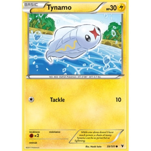 Tynamo - 39/101 - Reverse Foil (NVI039R) available at 401 Games Canada