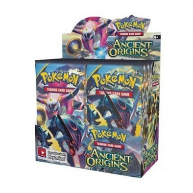 Buy Pokemon - Ancient Origins Booster Box and more Great Pokemon Products at 401 Games