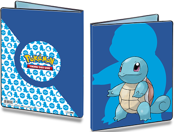Ultra Pro - 9 Pocket Binder - Pokemon - Squirtle 2 available at 401 Games Canada